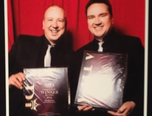 Our double award win at the 2015 ABIA Awards